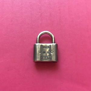 Tiffany & Co. locket. No chain